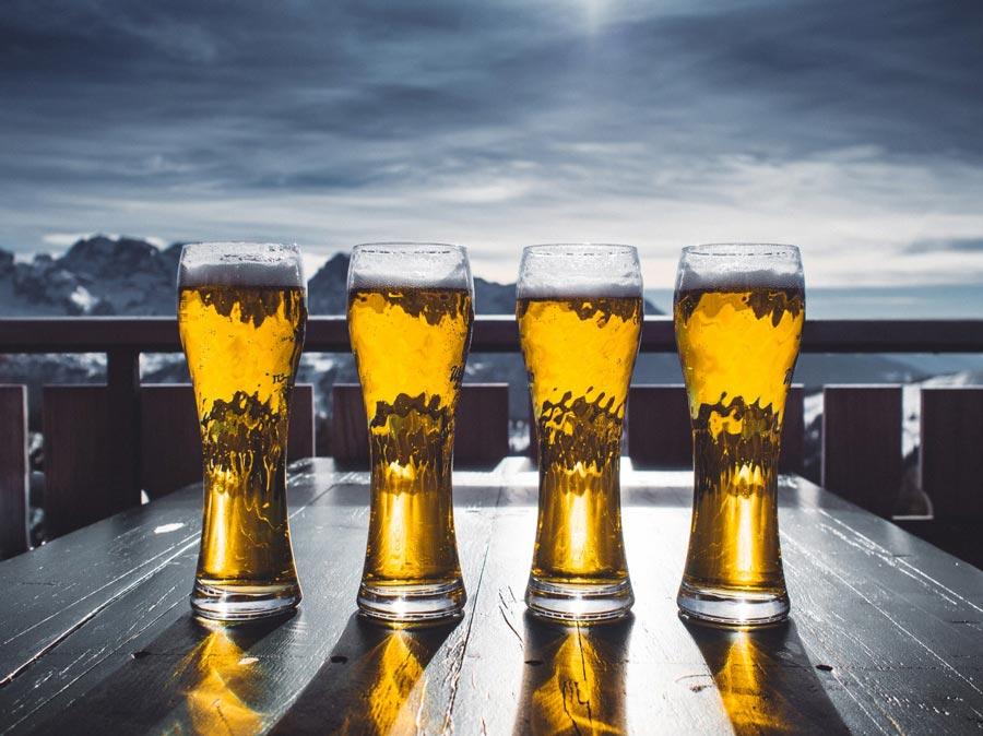 helder bier lageren