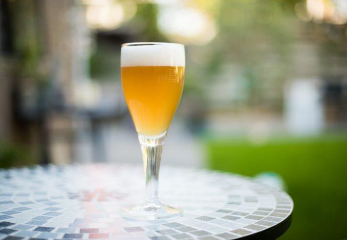 Bier brouw recept Saison